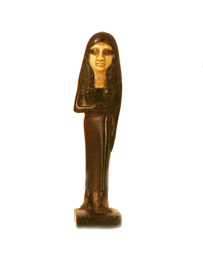 Egyptian Steatite Figure