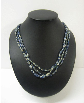 Mixed Glass Bead Necklace