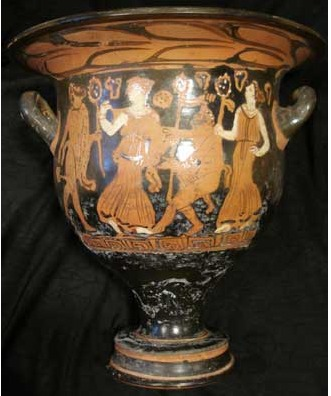 Apulian Red-Figure Krater