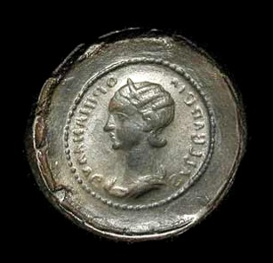 Roman Coin Forger's Die