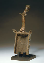 Roman Period Bronze Mahta Incense Shovel