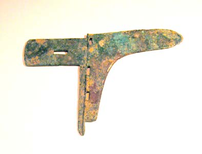 Iron Age Bronze Axe Head