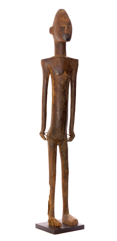 Nyamezi Standing Female Figure
