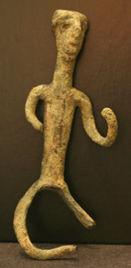 Bronze Age Sculpture of Ba'al