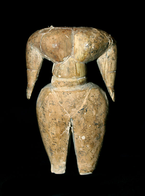 Ivory Fertility Goddess