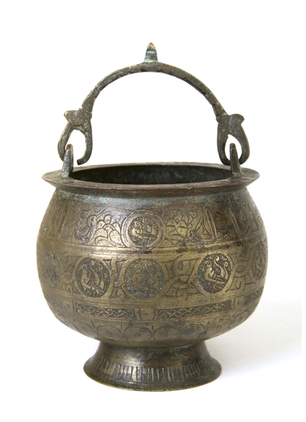 Bronze  Alloy Bucket