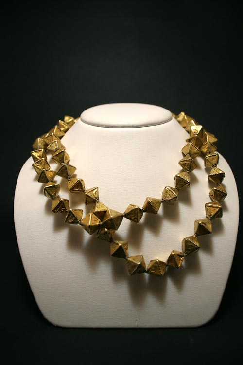 Indonesian Gold Necklace