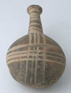 Late Bronze Age Monochrome Flask