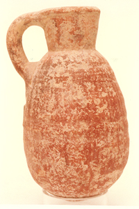 Iron Age Terracotta Oil Jug