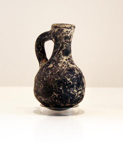 Black Terracotta Juglet