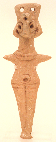Votive Sculpture of the Goddess Astarte
