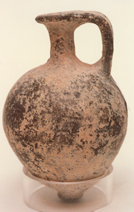 Middle Bronze Age Terracotta Jug