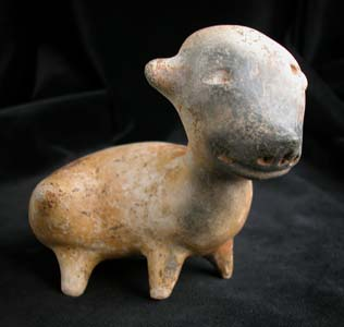 Nayarit Sculpture of a Dog