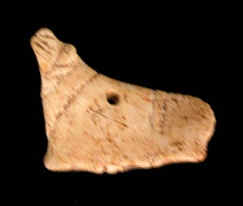 Mesopotamian Stone Amulet of a Horse Head
