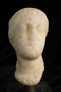 Hellenistic Marble Bust of Aphrodite