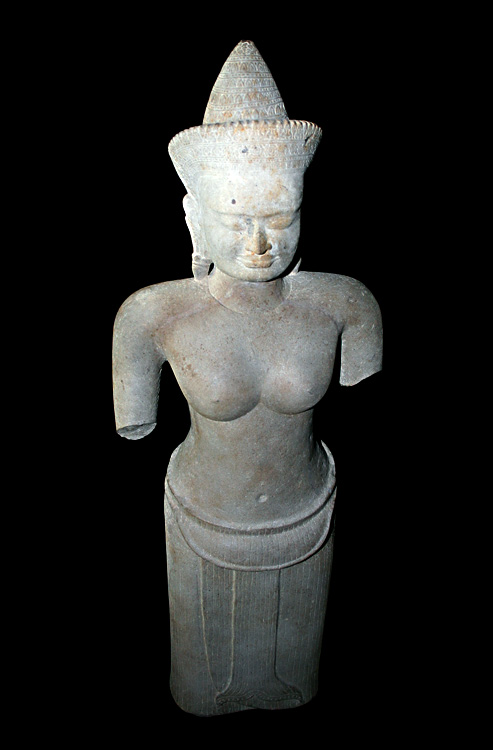 Khmer Sculpture of Uma