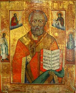 Saint Nicholas Miracle Worker