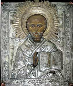 St. Nicholas the Miracle Worker