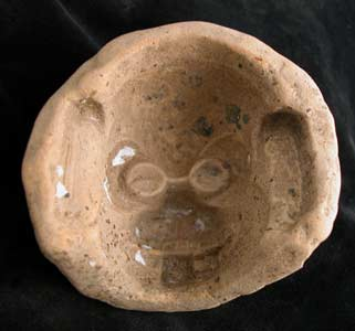 Mayan Sculpture Mold