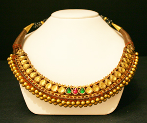 Mughal Gold Necklace